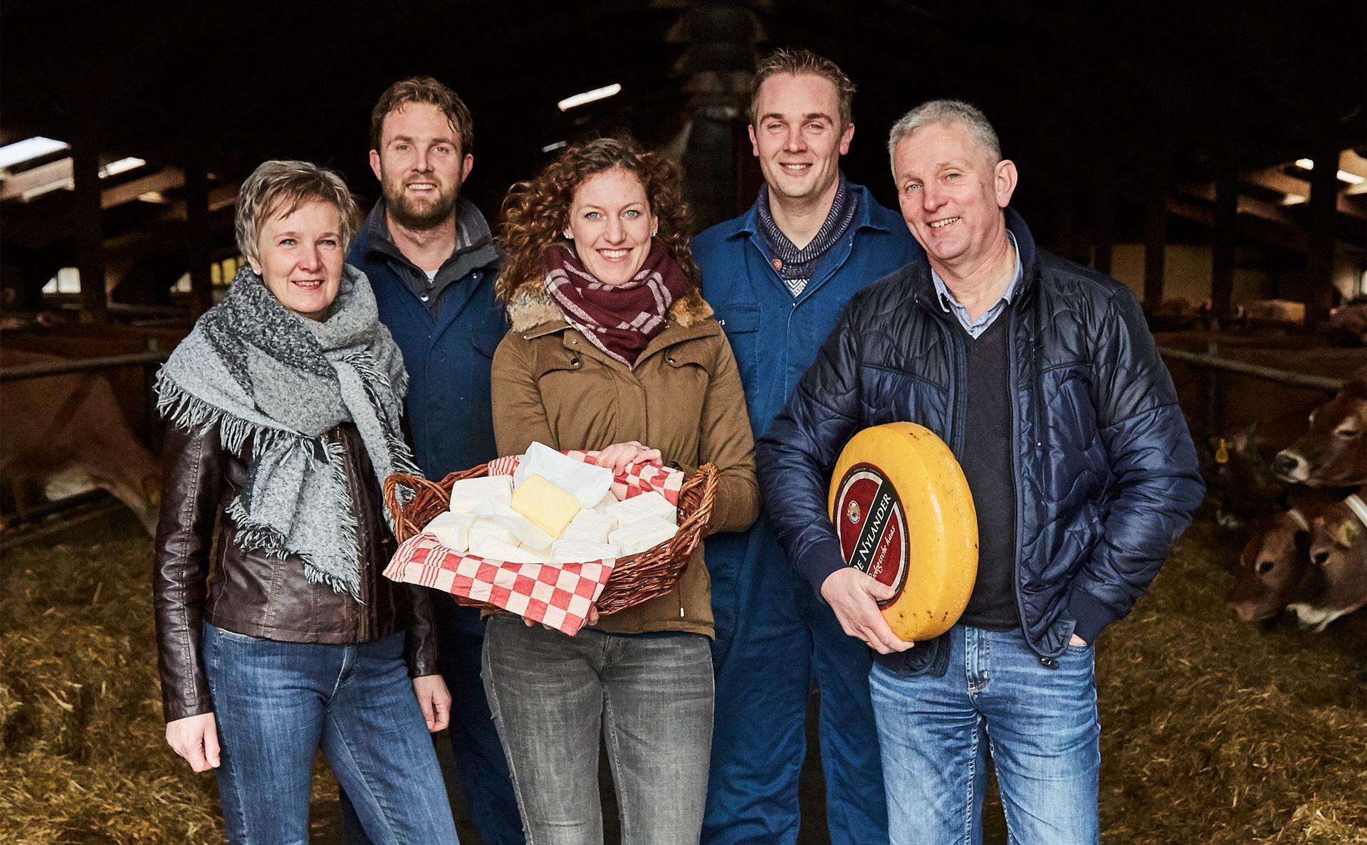 Familie Bokma van de Nylander