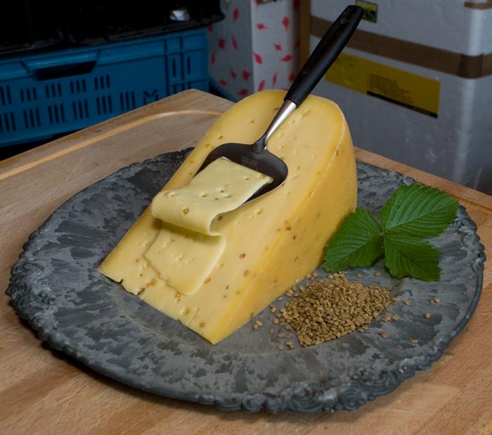 Fenegriek kaas van de nylander