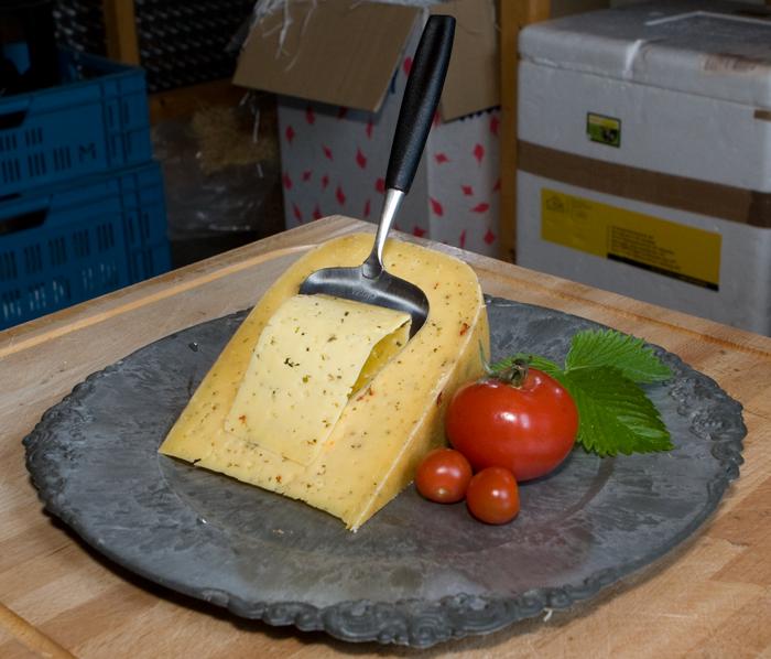 Italiaanse kruidenkaas van de nylander